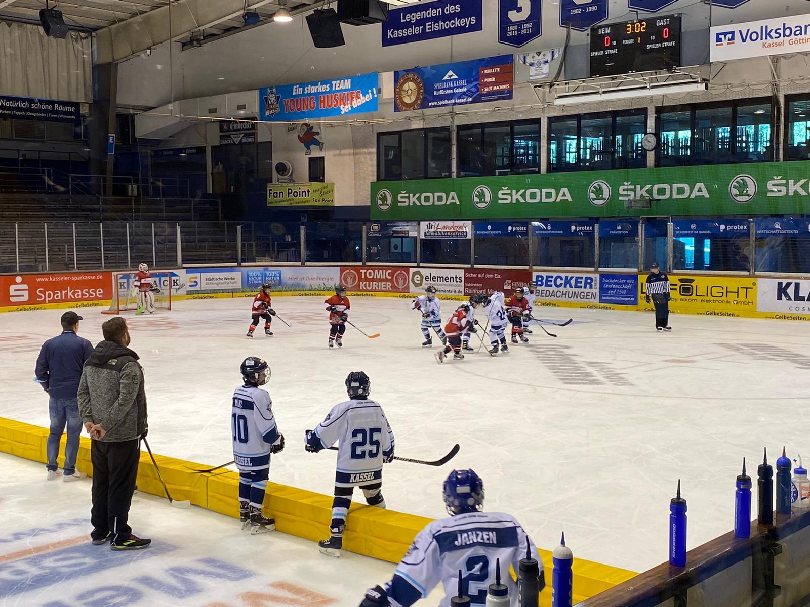 Young Huskies Kassel
