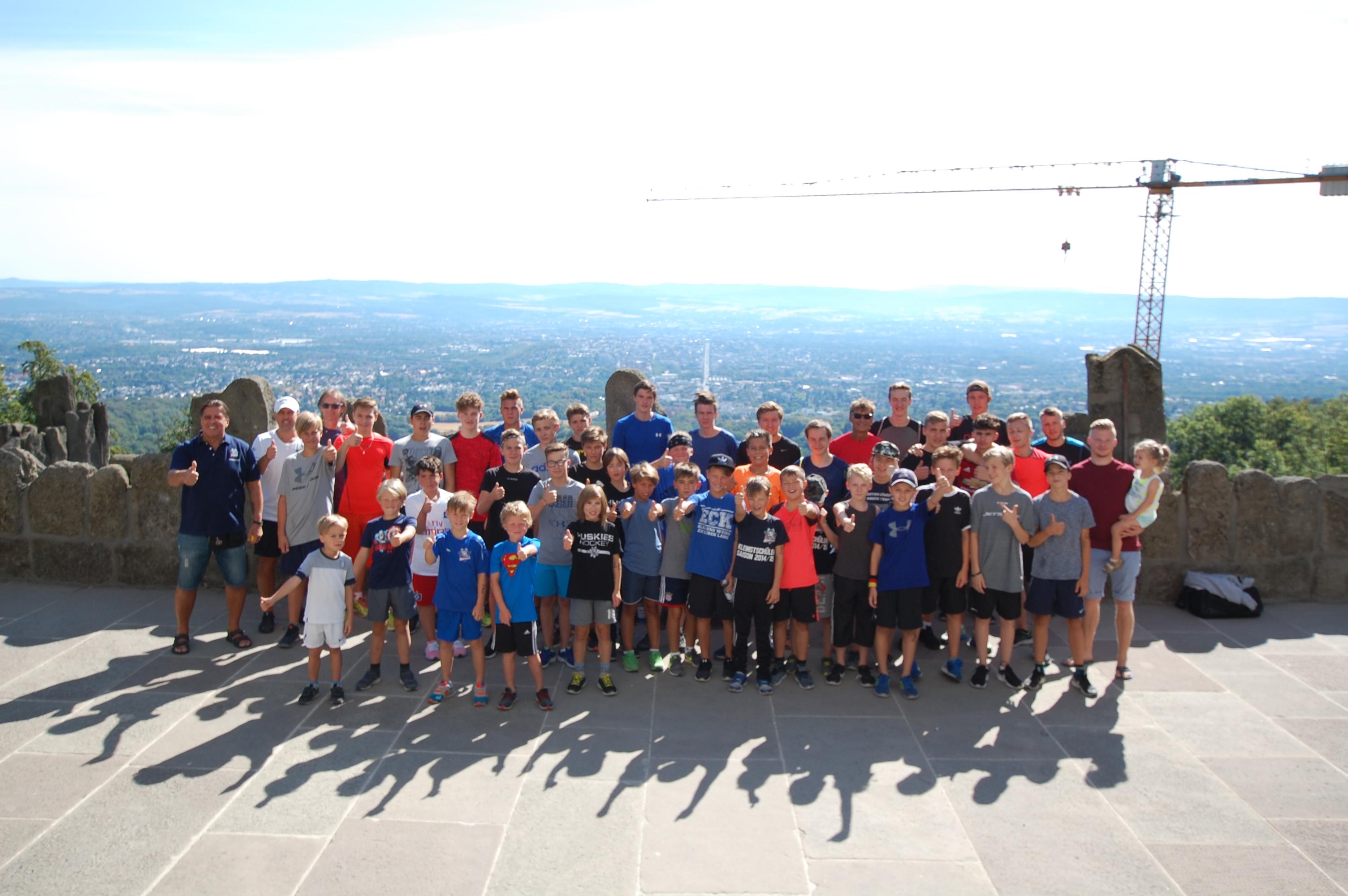 EJK-Kaskadenlauf: Beim Sommerfest gabs die Belohnung für 535 Stufen ...